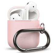 Чехол Elago AirPods Hang Case (EAPSC-HANG-PK) для зарядного кейса AirPods (Lovely Pink)