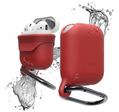 Чехол Elago Waterproof Hang Case для AirPods (Red)