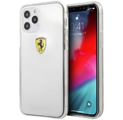Чехол для iPhone 12 Pro Max CG Mobile Ferrari On-Track PC/TPU Printed logo Hard для iPhone 12 Pro Max