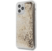 Чехол для iPhone 12 Pro Max CG Mobile Guess Liquid Glitter Charms Hard