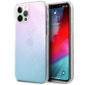 Чехол для iPhone 12 Pro Max CG Mobile Guess PC/TPU 4G 3D raised Hard