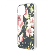 Чехол для iPhone 12 Pro Max Guess Flower Hard Shiny N.3
