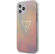 Чехол для iPhone 12 Pro Max CG Mobile Guess PC/TPU TIE & DYE Hard