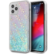Чехол CG Mobile Guess Liquid Glitter 4G Hard для iPhone 12/12 Pro