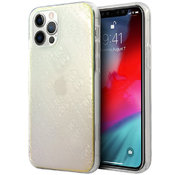 Чехол CG Mobile Guess PC/TPU 4G 3D raised Hard для iPhone 12/12 Pro